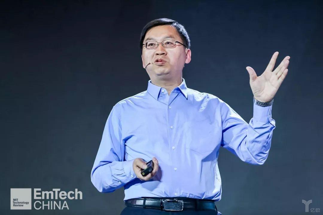周明博士在 EmTech China 峰会演讲