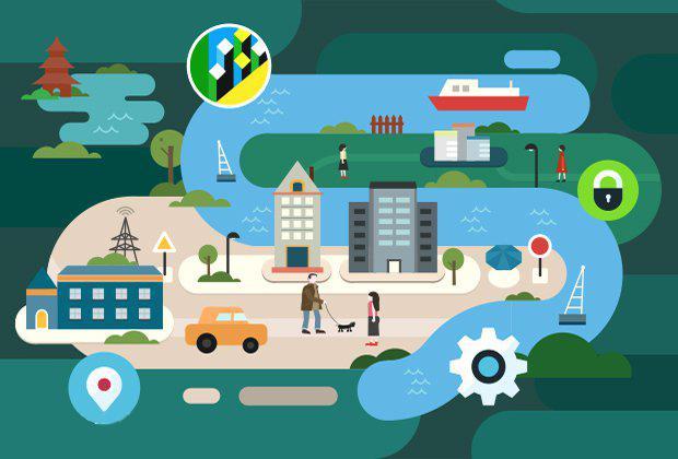 如何打造低功耗物联网智慧城市?图片