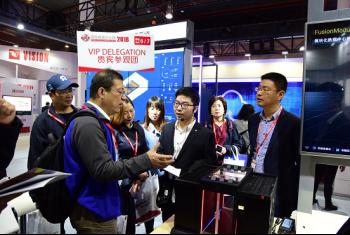 cdce2018开幕新闻稿-书写科技进步新篇 构建科技创新实践  CDCE2018国际数据中心及云计算展隆重开幕201810151814.png