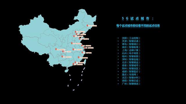 联通16城市开展5G规模试点