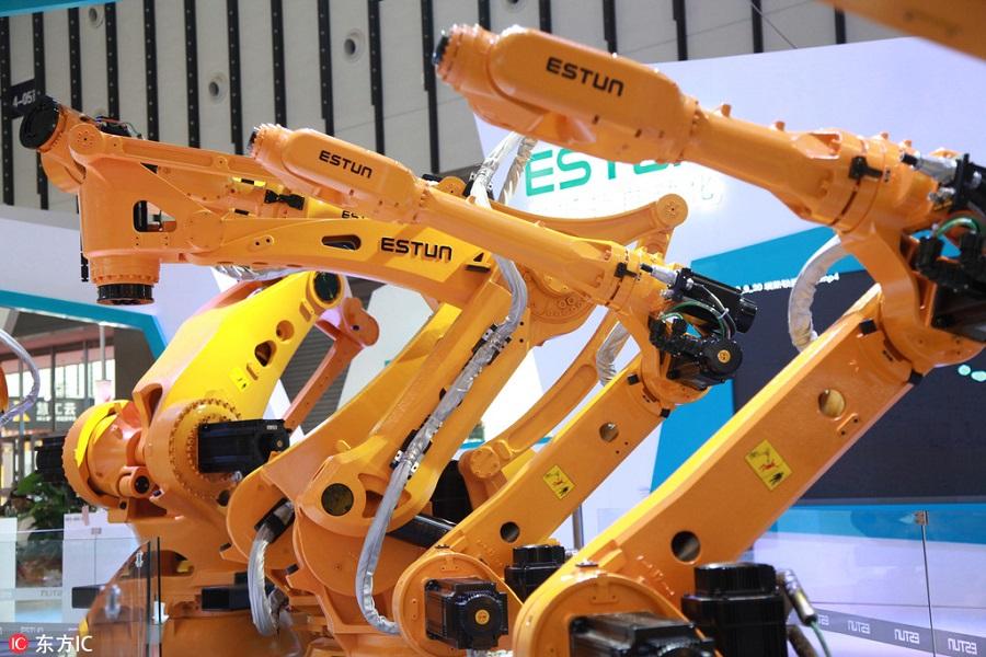 工业机器人,智慧物流,物流设备,物流机器人,数字物流,仓储设施