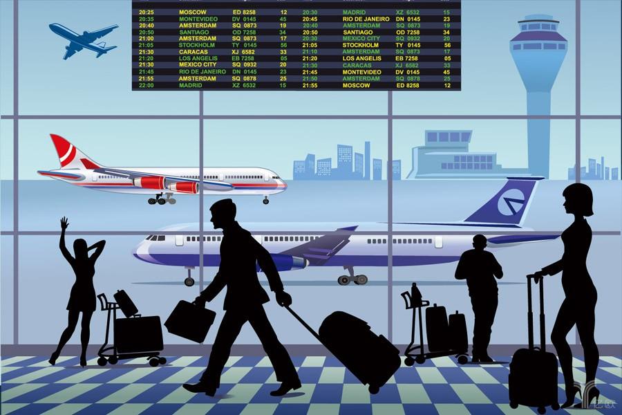 机场群 民航,智慧机场,人脸识别