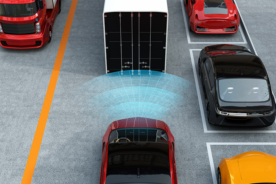 自动驾驶技术、自动驾驶车,零售,技术变革,零担,公路运输,物流科技