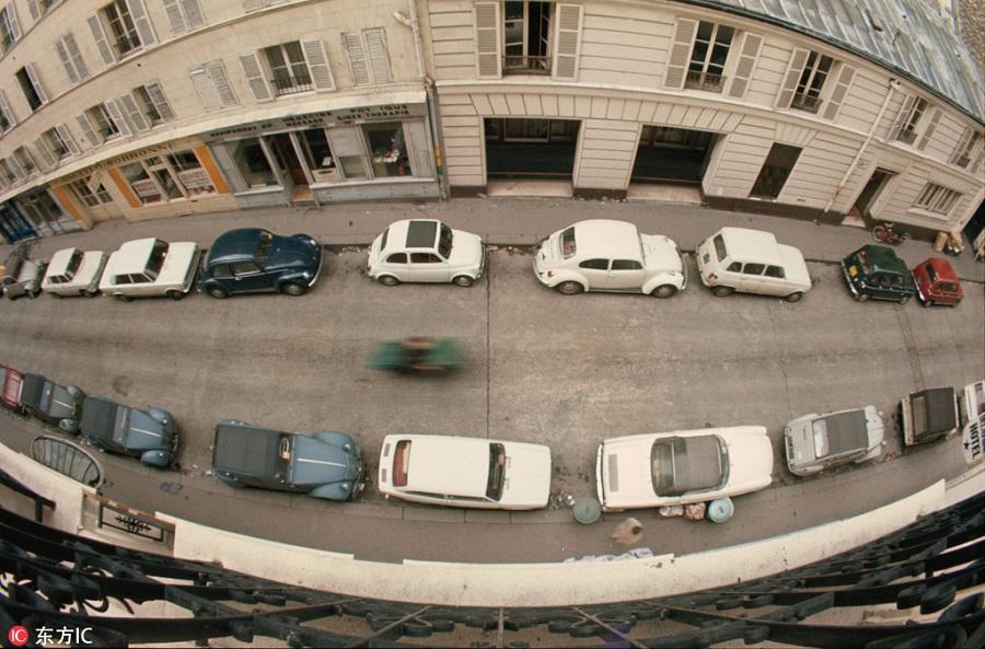 ,智慧停车,物联网,智慧城市