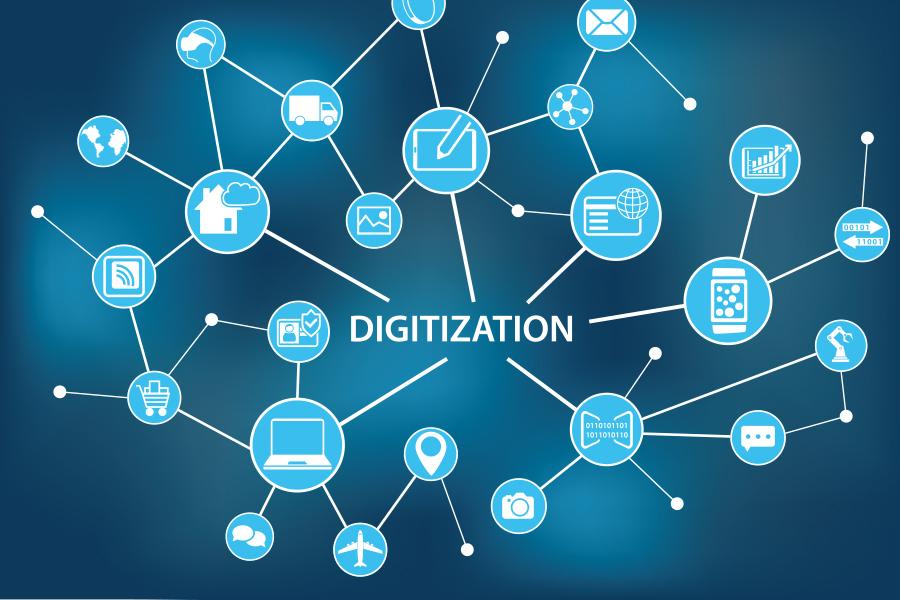 数字化时代、平台+服务,数字化,工学4.0,全球转型