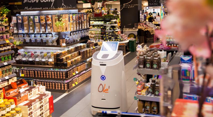 """全自主零售机器人方案提供商""""越凡创新""""获数千万元Pre-A轮融资.jpg"""