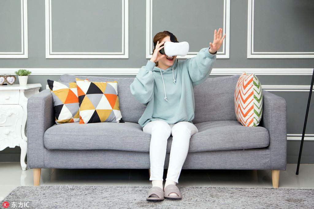 VR,5G,VR,AR,虚拟现实,VR产业发展,VR头盔