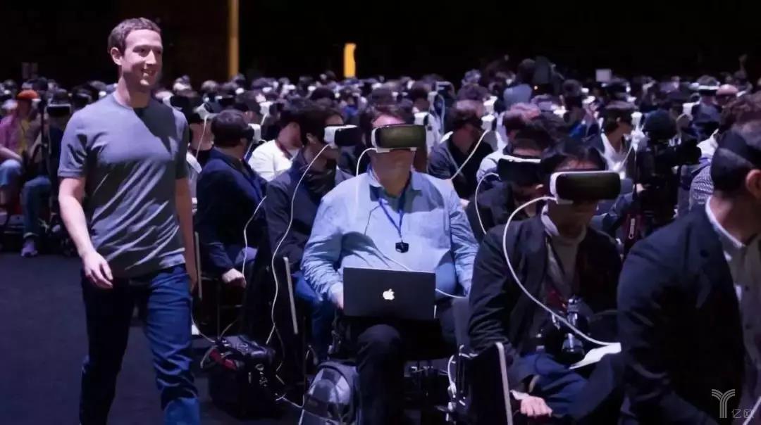 Facebook把VR推向社交领域