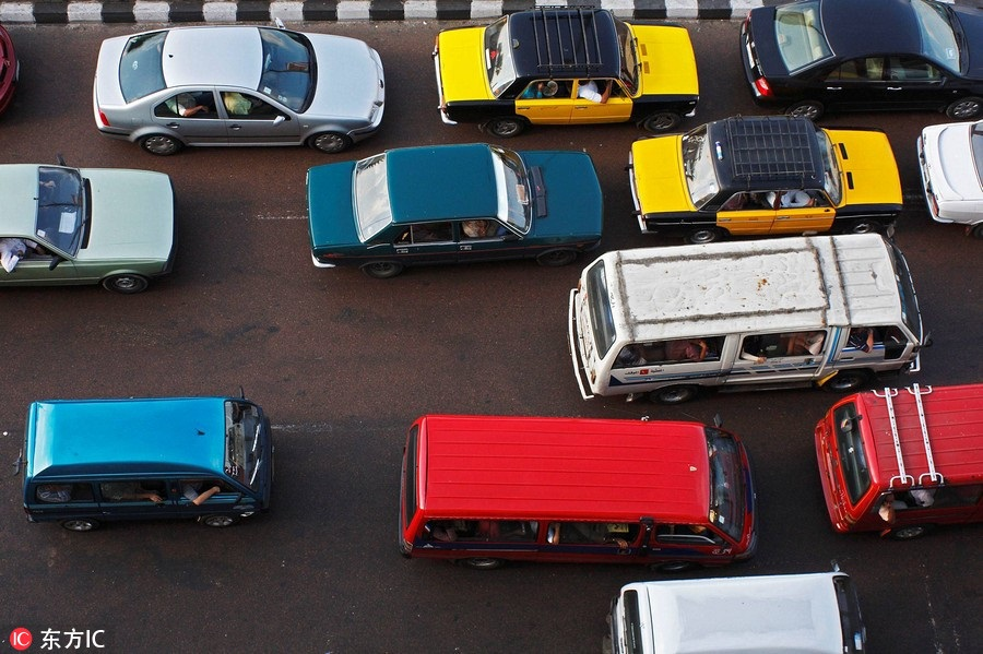 智能交通,BAT,华为,智能交通