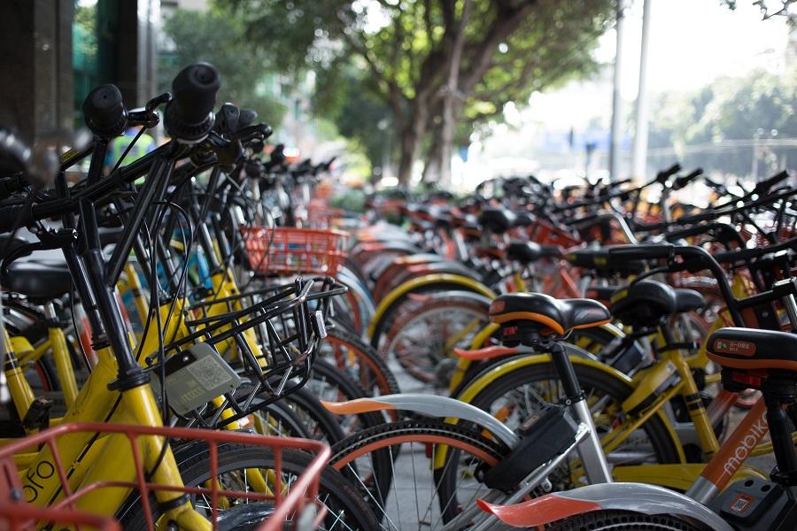 共享单车,共享单车,ofo,小蓝单车,哈罗出行,押金
