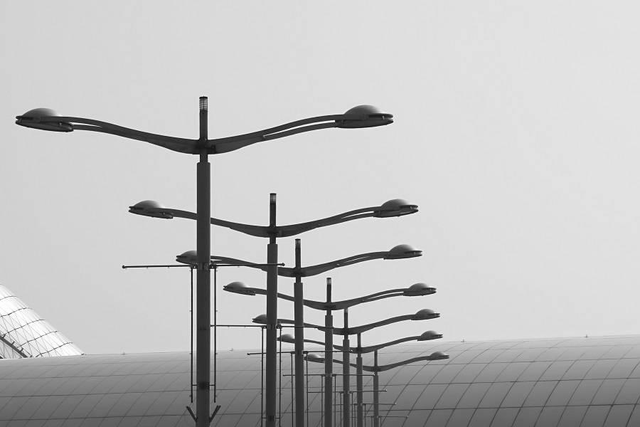風景智慧城市,智慧城市,智慧路燈