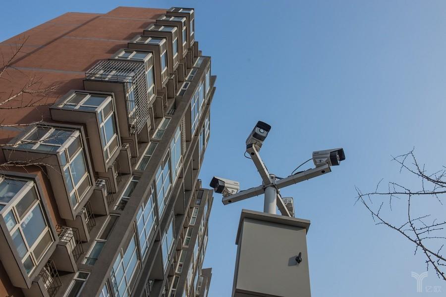 社區 安防 攝像頭,智慧安防,AI,場景應用