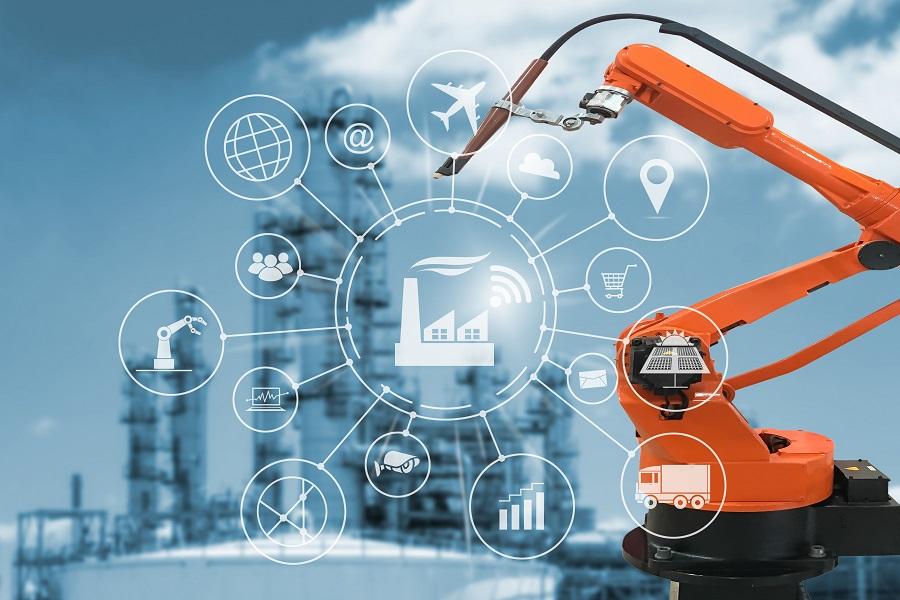 智能制造,5G,智能制造,中国制造2025,智能工厂