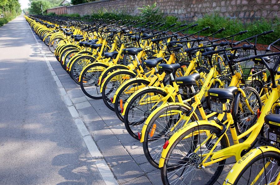 ofo共享单车,共享单车,ofo,摩拜