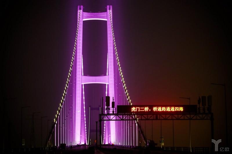,虎门二桥,5G