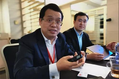 华为全球技术服务CMO郑如国