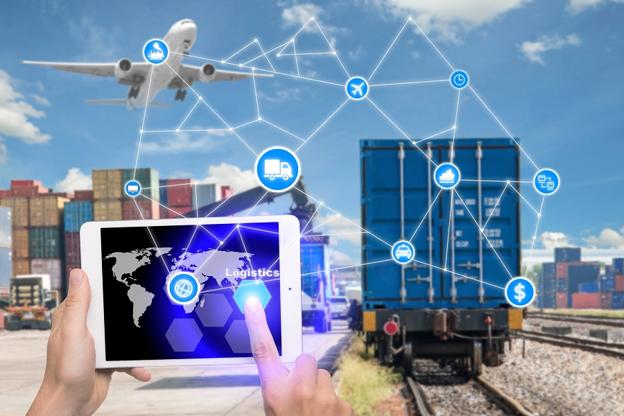 物流,智慧物流,物聯網,自動化技術,智慧物流行業,智慧思維系統,信息傳輸系統,智慧執行系統