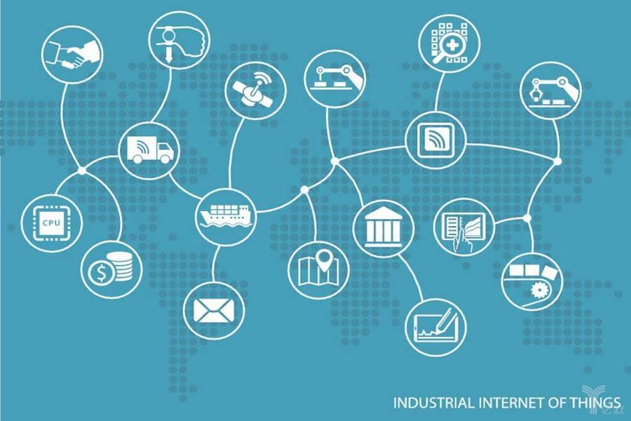 工业互联网,智能经济,消费互联网,工业互联网,智能制造