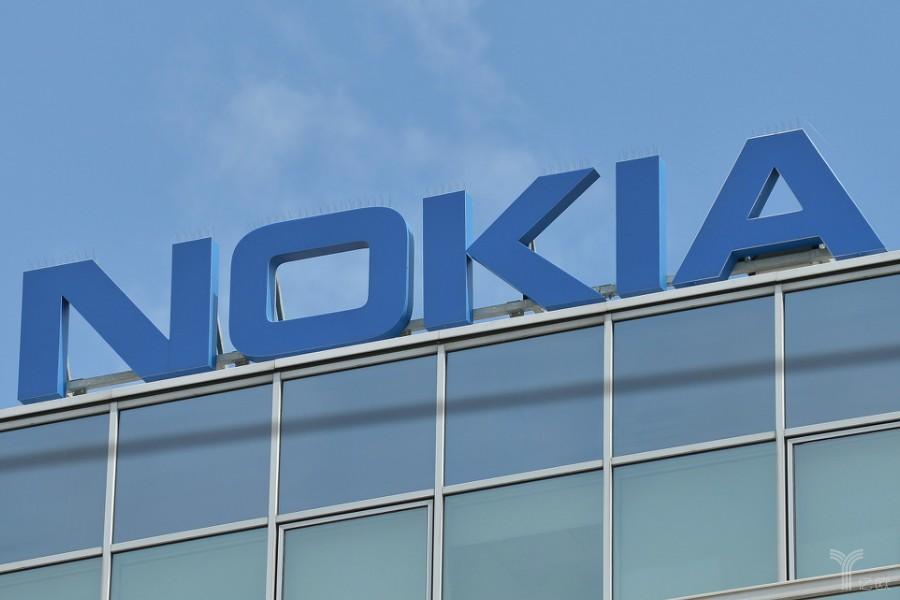 诺基亚,5G,通信