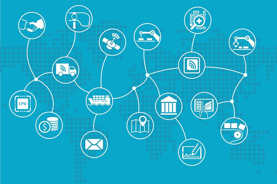 供应链,铁路智慧供应链,货运收入,资源配置