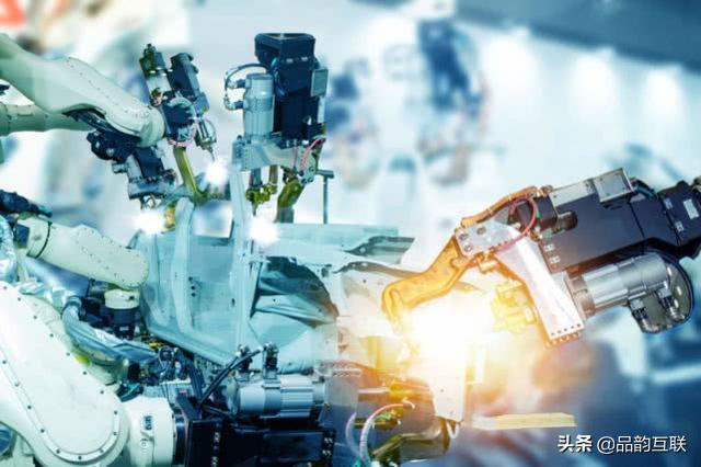 第四次工业革命将来自人工智能和物联网