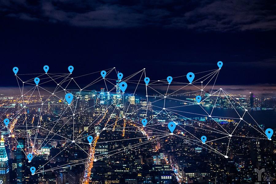 金融科技,智慧城市,智慧城市,AIoT智聯網,云計算,物聯網
