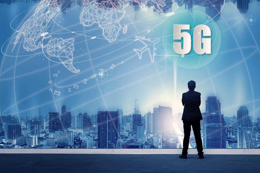 5G,无人配送,5G,云计算,配送机器人