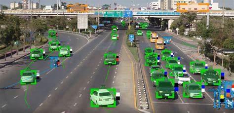在城市智能交通系統中,傳感器承擔了什么角色?