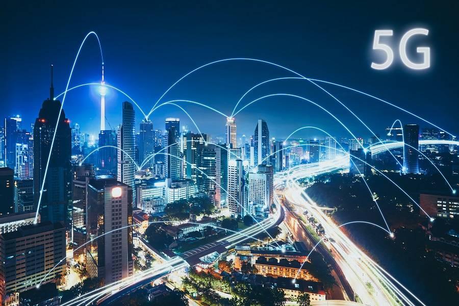 5G,5G,网络切片,移动边缘计算,车联网,射频芯片