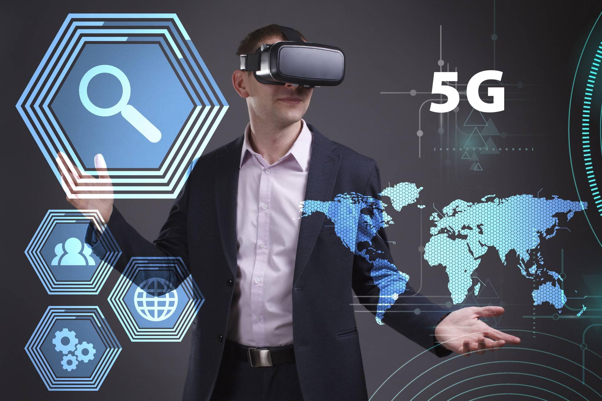 5G  AR,智能家居,5G