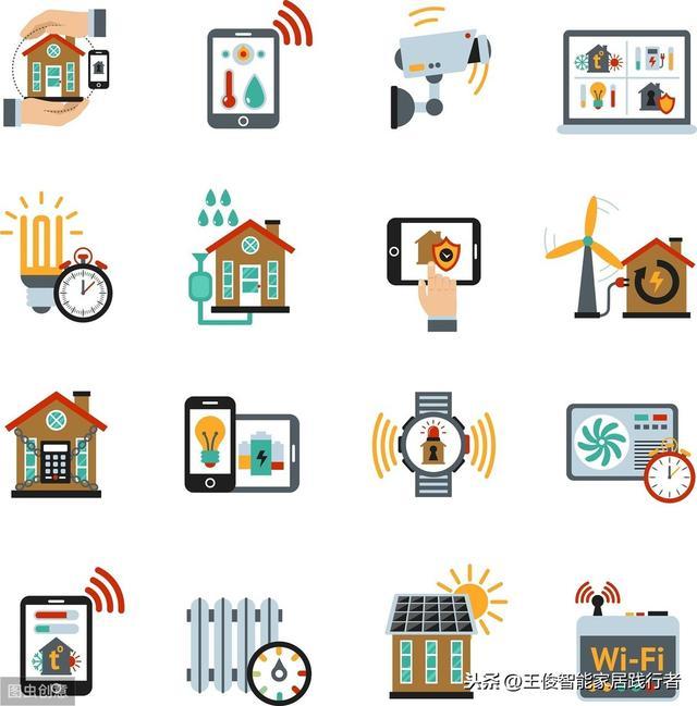智能硬件与智能家居的区别和联系是什么呢?