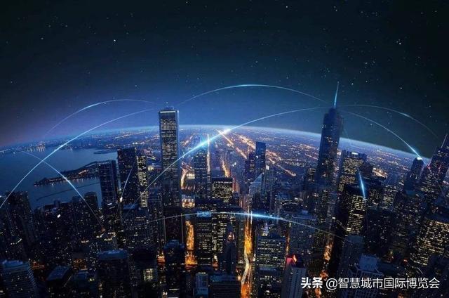 智慧城市的建设在被谁实现着?