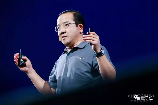 余承东回应鸿蒙OS十大疑云:人都是被逼出来的