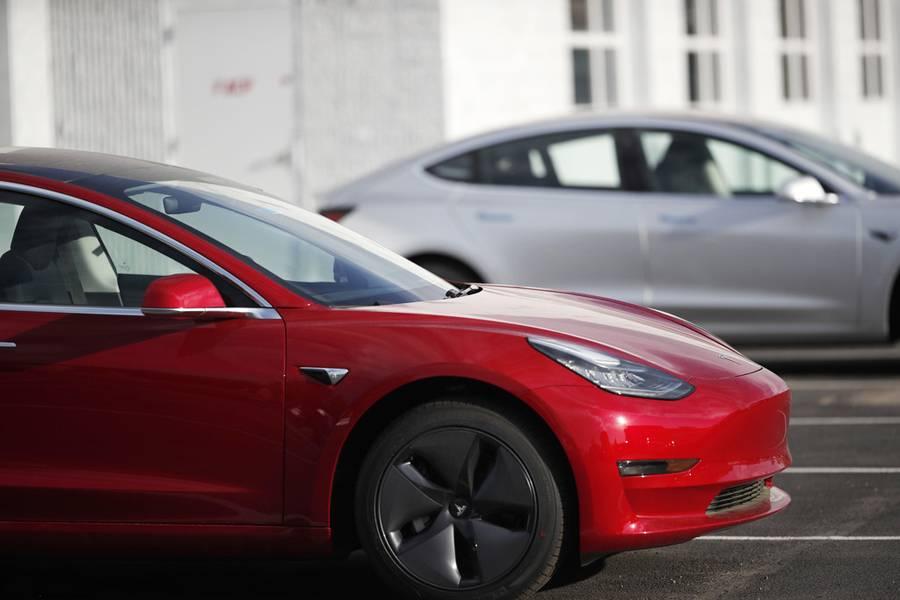 特斯拉Model 3,特斯拉,自動駕駛