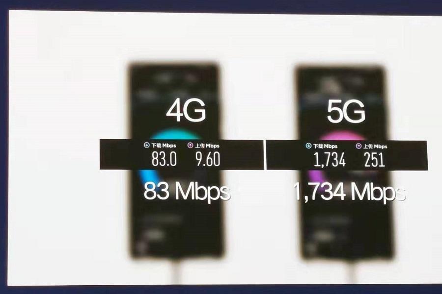5G手机  5G速度,中国移动,5G套餐,5G终端,通讯
