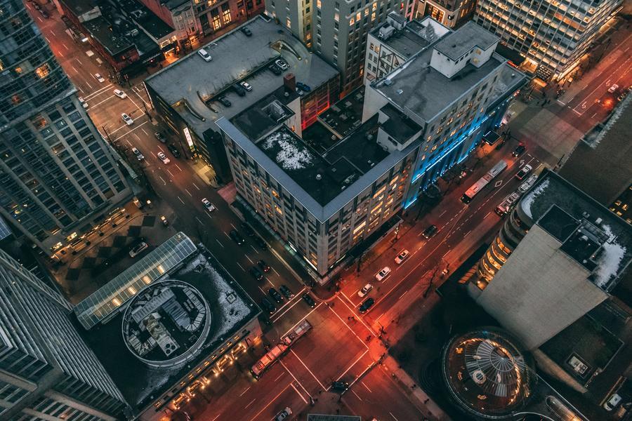 城市 建筑,智慧安防,智慧工地,人脸识别,物联网
