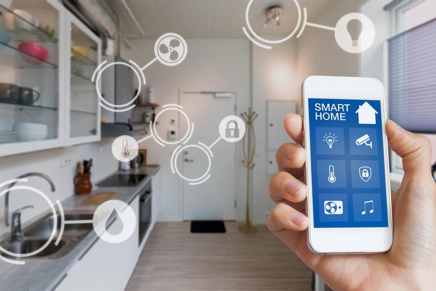 智能家居,全屋智能,智能家居,个人隐私,5G