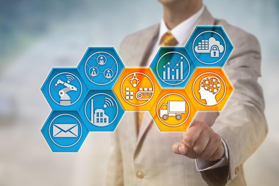 供應鏈,管理工具,數據,無人機送貨,智能供應鏈,物流樞紐