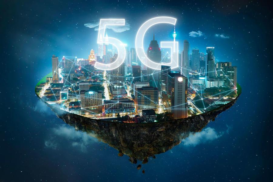 5G,蜂窝移动基站,全球通,5G规模商用,5G测试