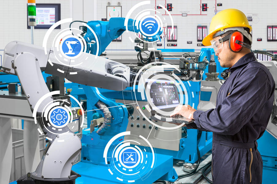 工業智能,工業革命,科技,制度,工業戰略