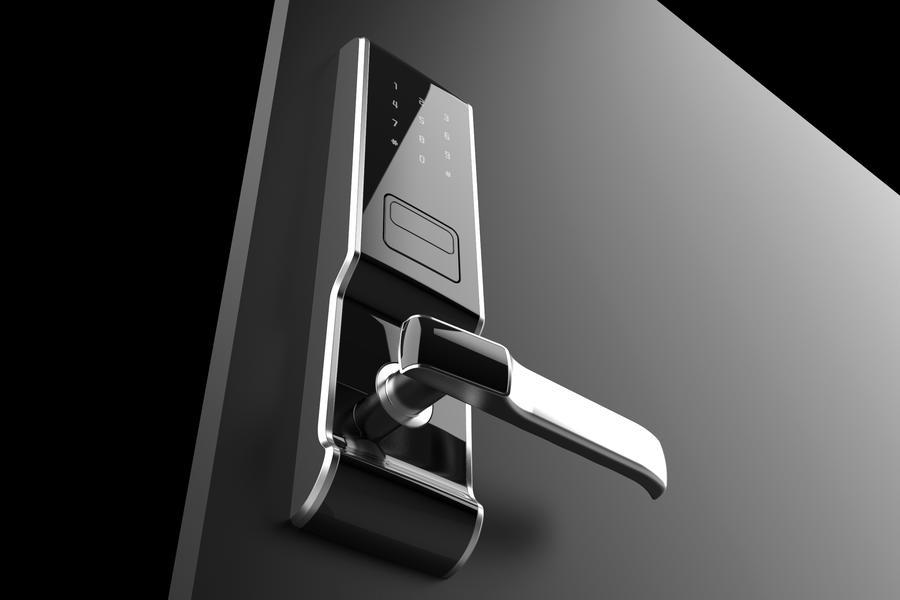 智能门锁,门禁系统,生物识别技术,互联网