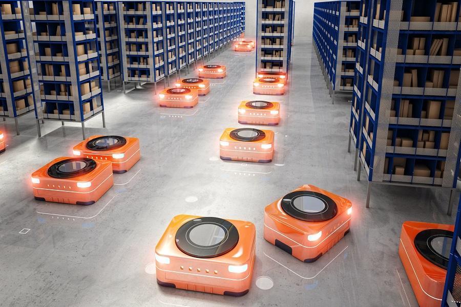 仓储机器人,智能仓储,Kiva,智慧物流