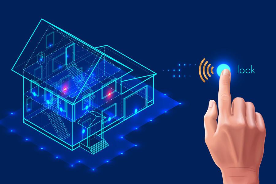 智能家居,智能家居,安全性,5G