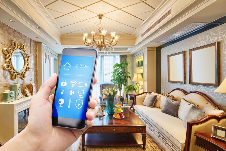 智能家居,智能家居,5G,AI,IOT,物聯網,萬物互聯