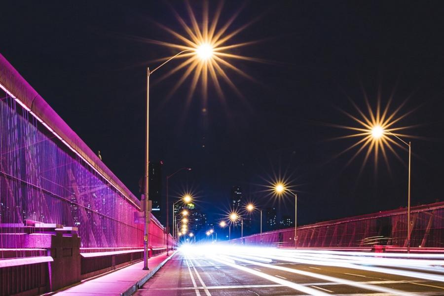 燈桿 路燈 ,智慧路燈,WiFi基站,攝像頭,傳感器