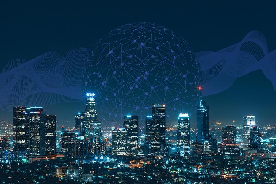 智慧社区,智慧社区,智慧城市,新流量,物业管理