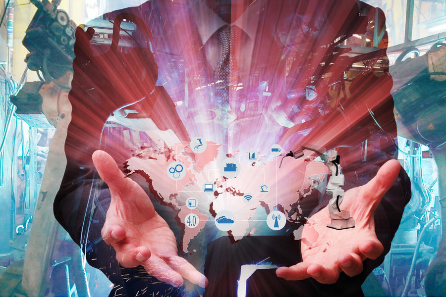 工業互聯網,工業互聯網,基礎技術,信息通信技術