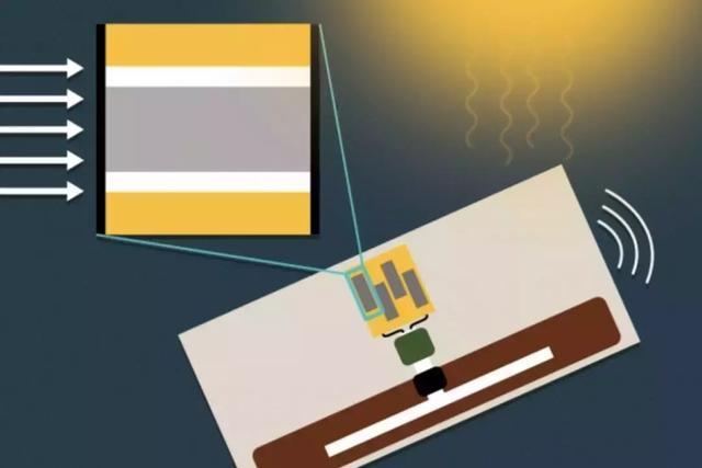 麻省理工团队造出低成本传感器,有光即可工作,能连续使用数年