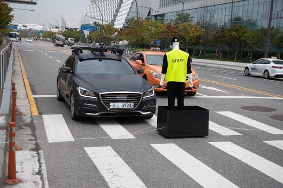 5G自動駕駛什么樣?韓國測試得出這樣的結果