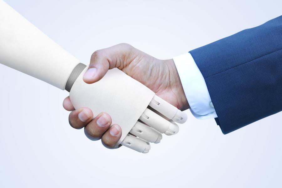 人工智能  人機互協,人工智能,機器學習,創意,主動學習